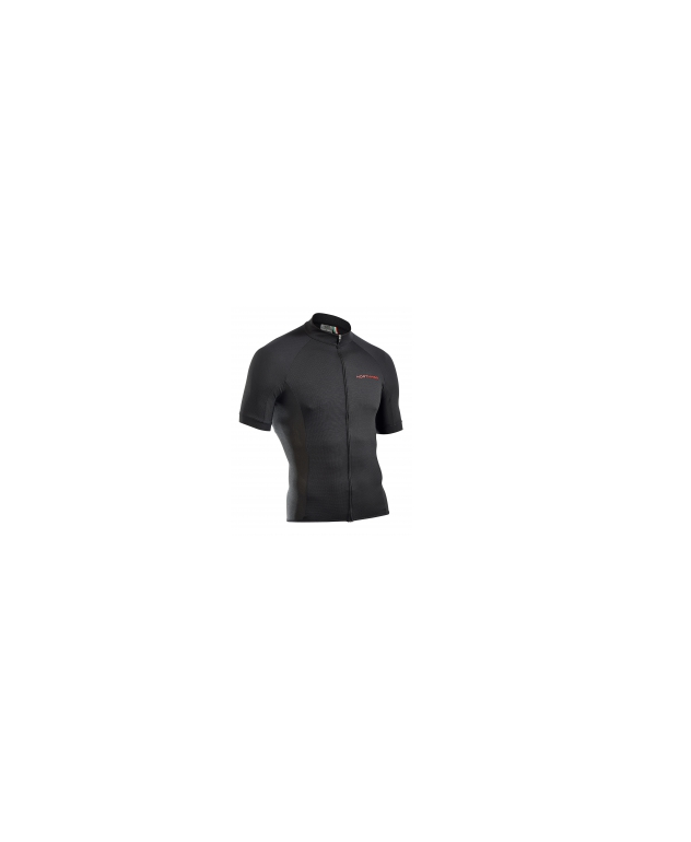 MAILLOT NW FORCE NEGRO XL