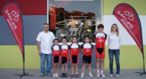 Escuela Sanchis 300x163 Escuela de ciclismo Bicicletas Sanchis